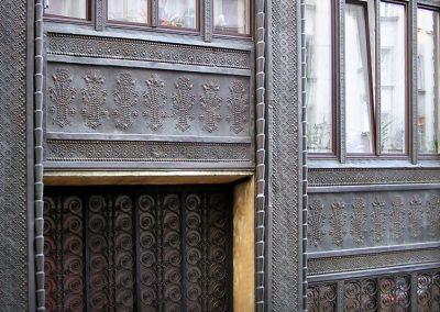 Renowacja-i-rekonstrukcja-oblachowania-elewacji,-drzwi-i-okien-blacha-miedziana