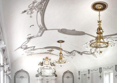 1 Brass cristal stylish lighting