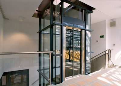 1 Stainless steel custom balustrades