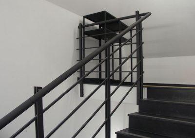 10 Custom steel handrails Europe metalwork