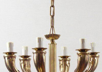 3 Tailor-made brass stylish chandelier