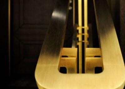 7 Brass custome metalwork