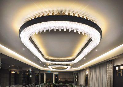 10 Tailor-made lighting